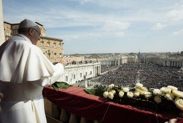 Avalanche+® brightens up the Vatican for Easter