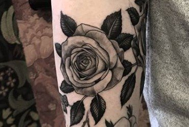 That's a first! Florist gets Avalanche+® tattoo